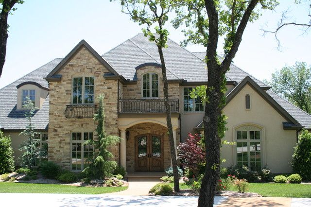 french country exterior ideas photo - 10