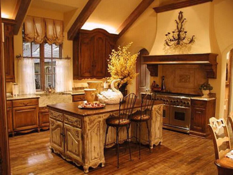 french country kitchen accessories photo - 3