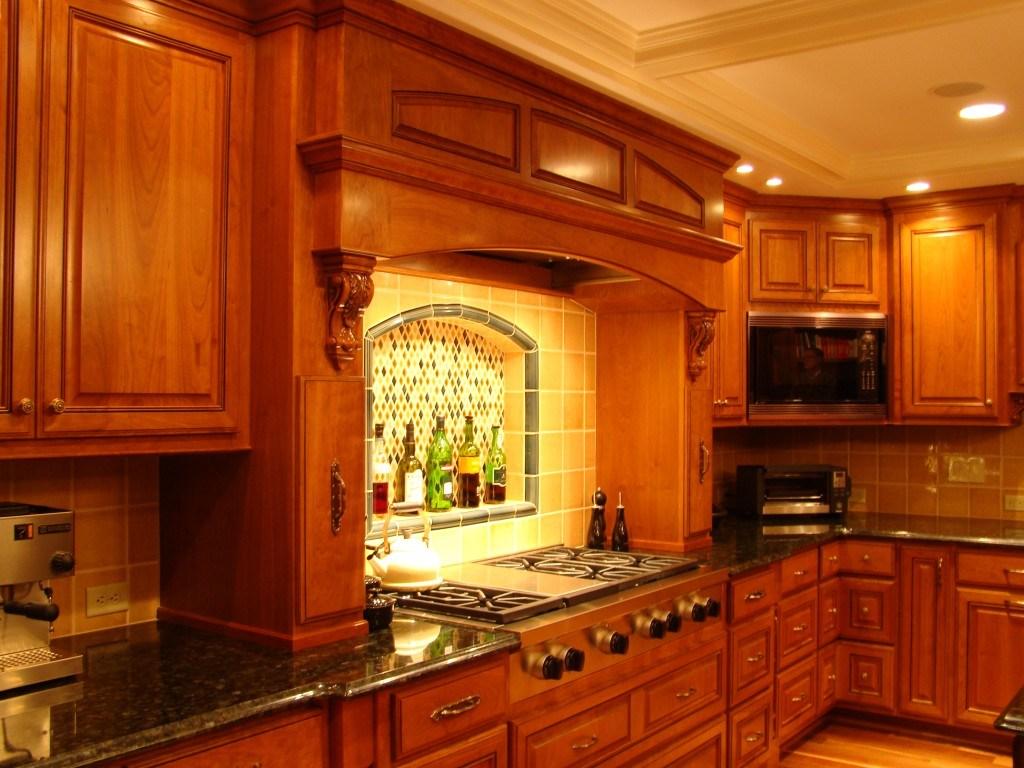 french country kitchen backsplash ideas photo - 10