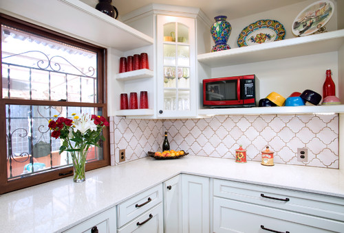 French Country Kitchen Backsplash Tiles Hawk Haven