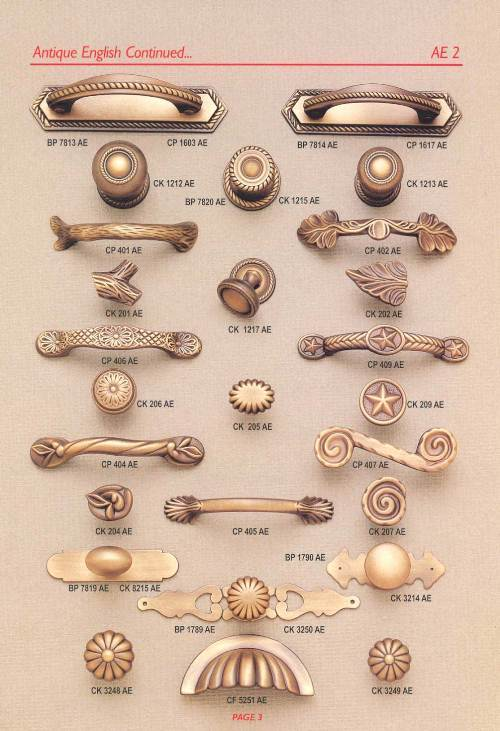french country kitchen cabinet knobs photo 1 - Kitchen Cabinets Knobs