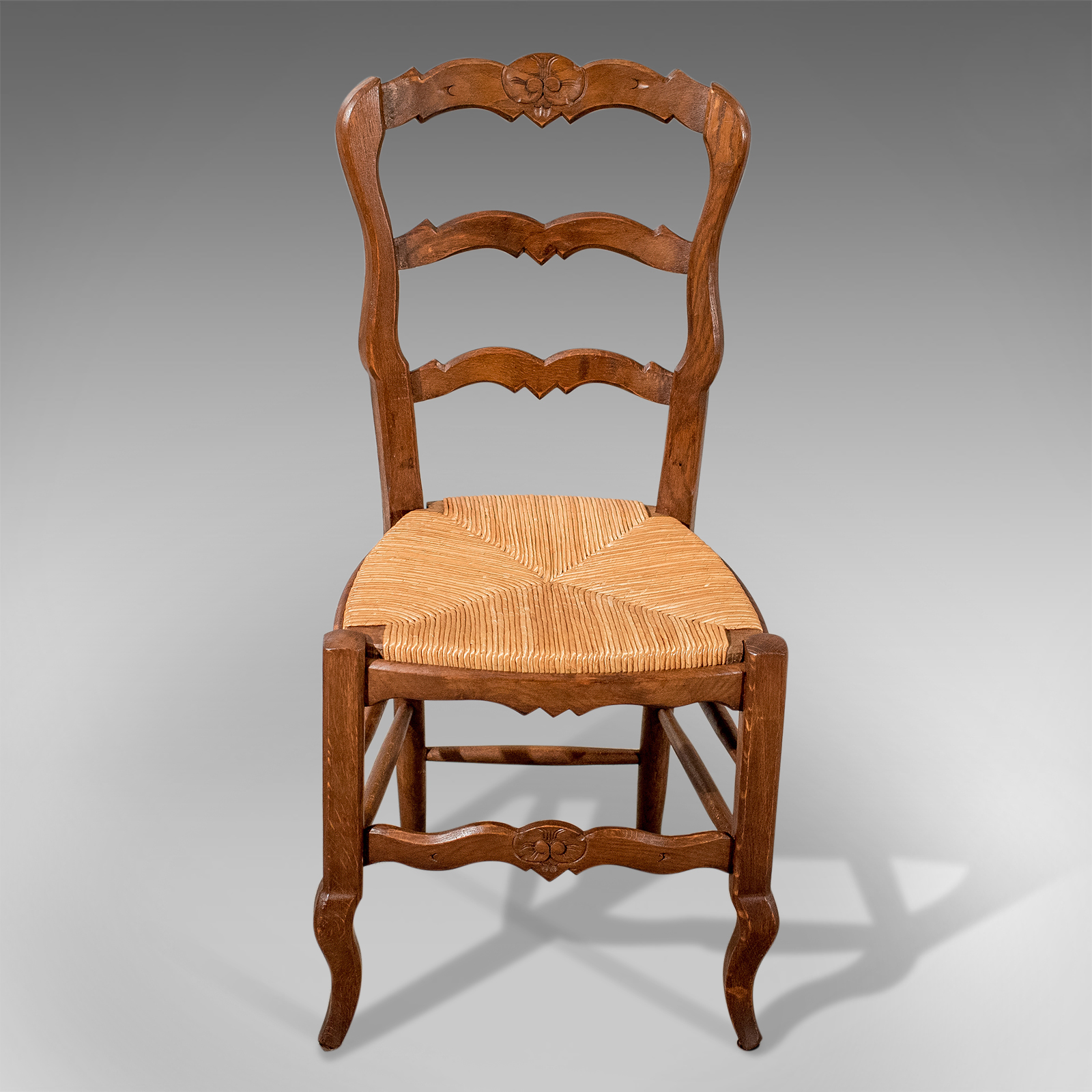 french country kitchen chairs photo - 10