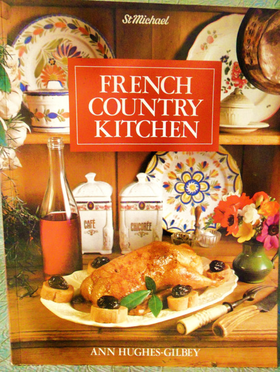 french country kitchen cookbook photo - 1