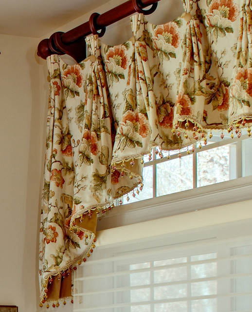 french country kitchen curtain ideas photo - 3