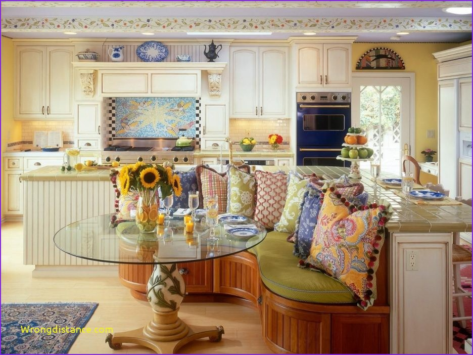 french country kitchen curtain ideas photo - 8
