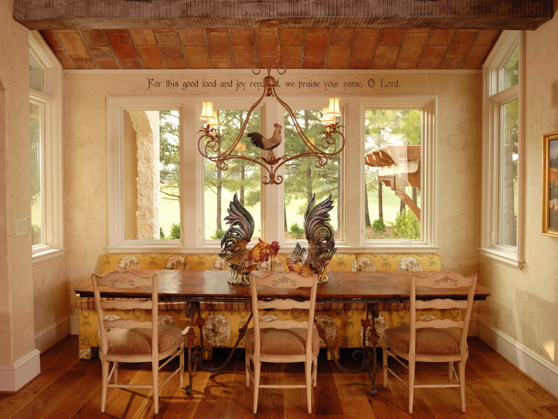 french country kitchen decor photo - 7