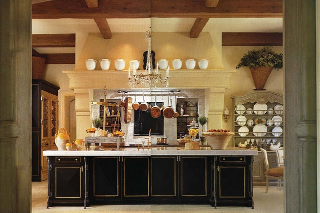 french country kitchen decor photo - 9