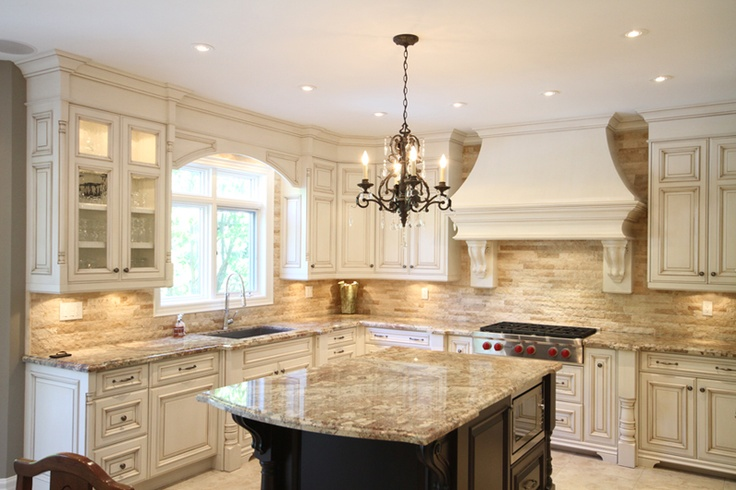 French Country Kitchen Design Hawk Haven