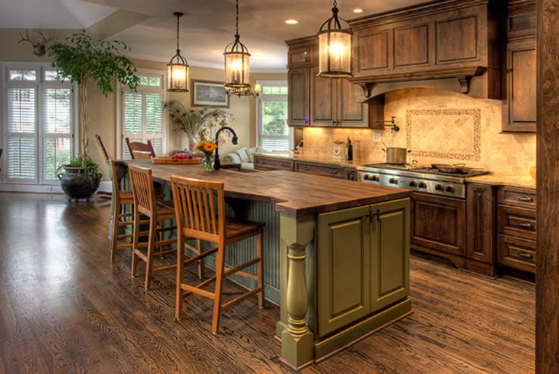 French Country Kitchen Design Ideas Photo   4