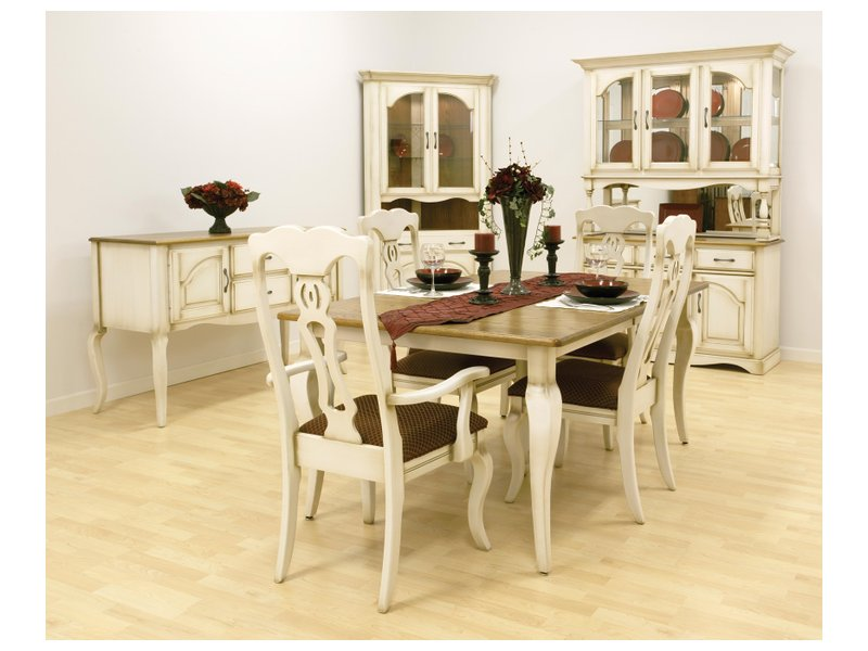 french country kitchen dining sets photo - 10