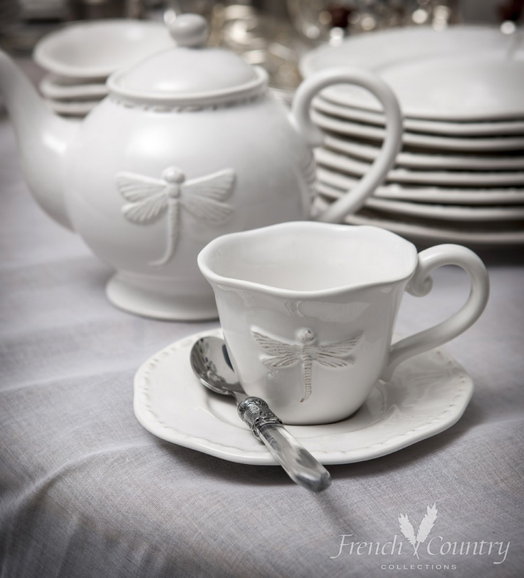 french country kitchen dishes photo - 4