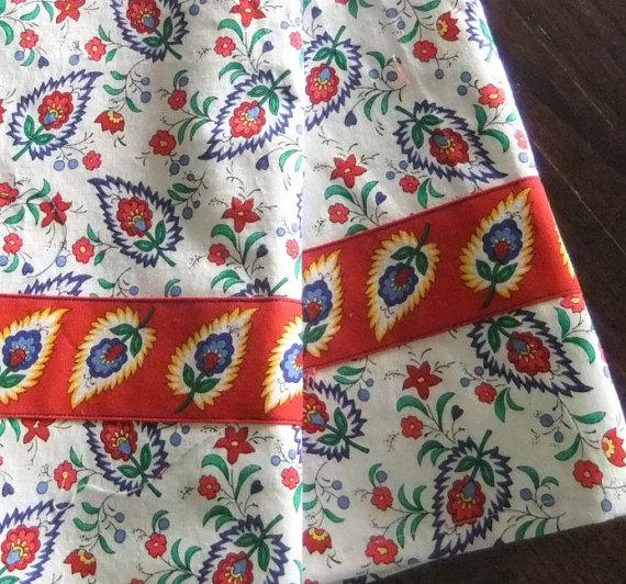 french country kitchen fabrics photo - 3
