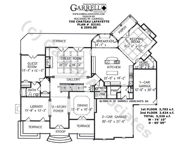 French country kitchen floor plans | Hawk Haven