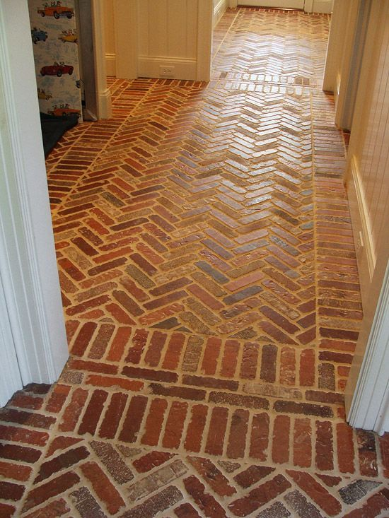french country kitchen flooring photo - 5
