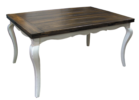 french country kitchen furniture table photo - 9