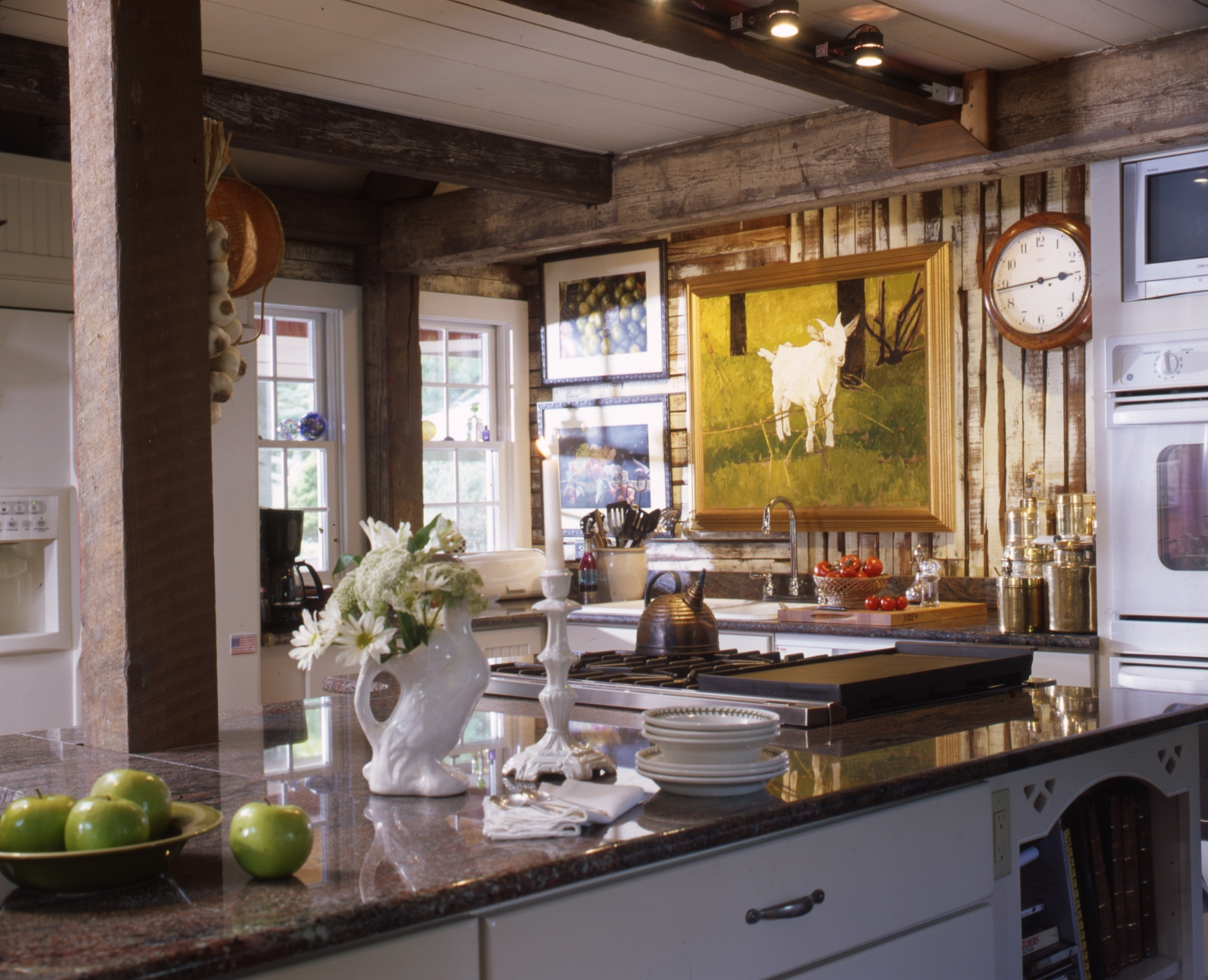 french country kitchen images photo - 3