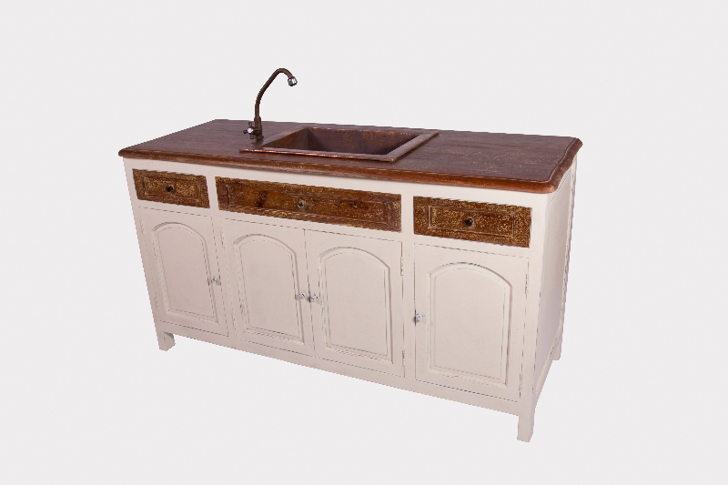 french country kitchen island furniture photo - 10