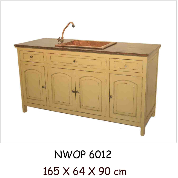 french country kitchen island furniture photo - 3