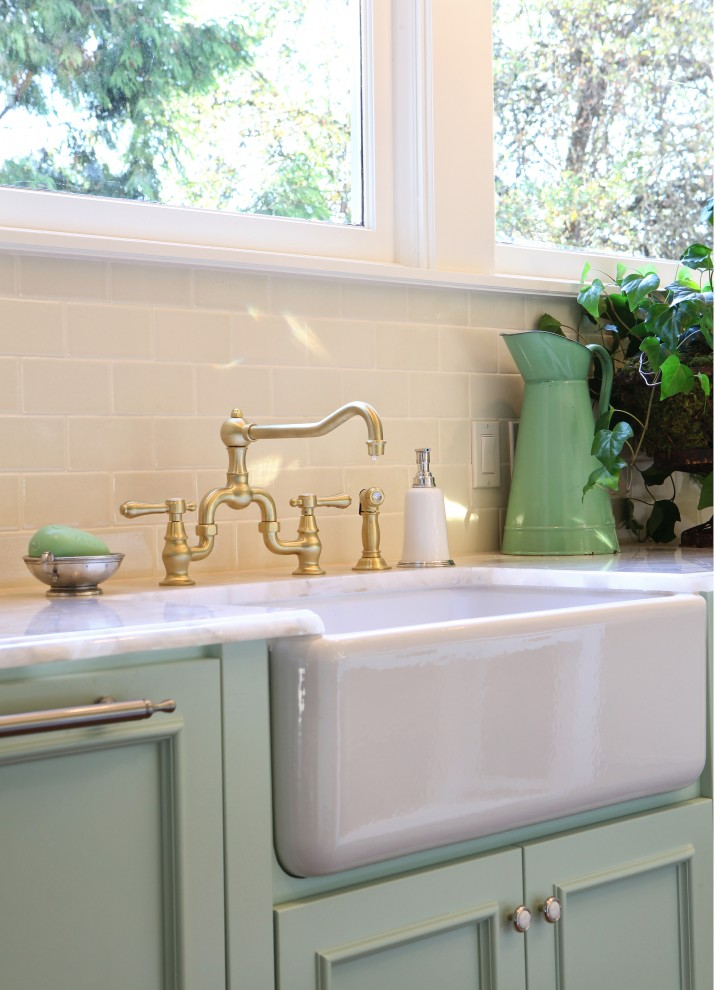 french country kitchen sinks photo - 1