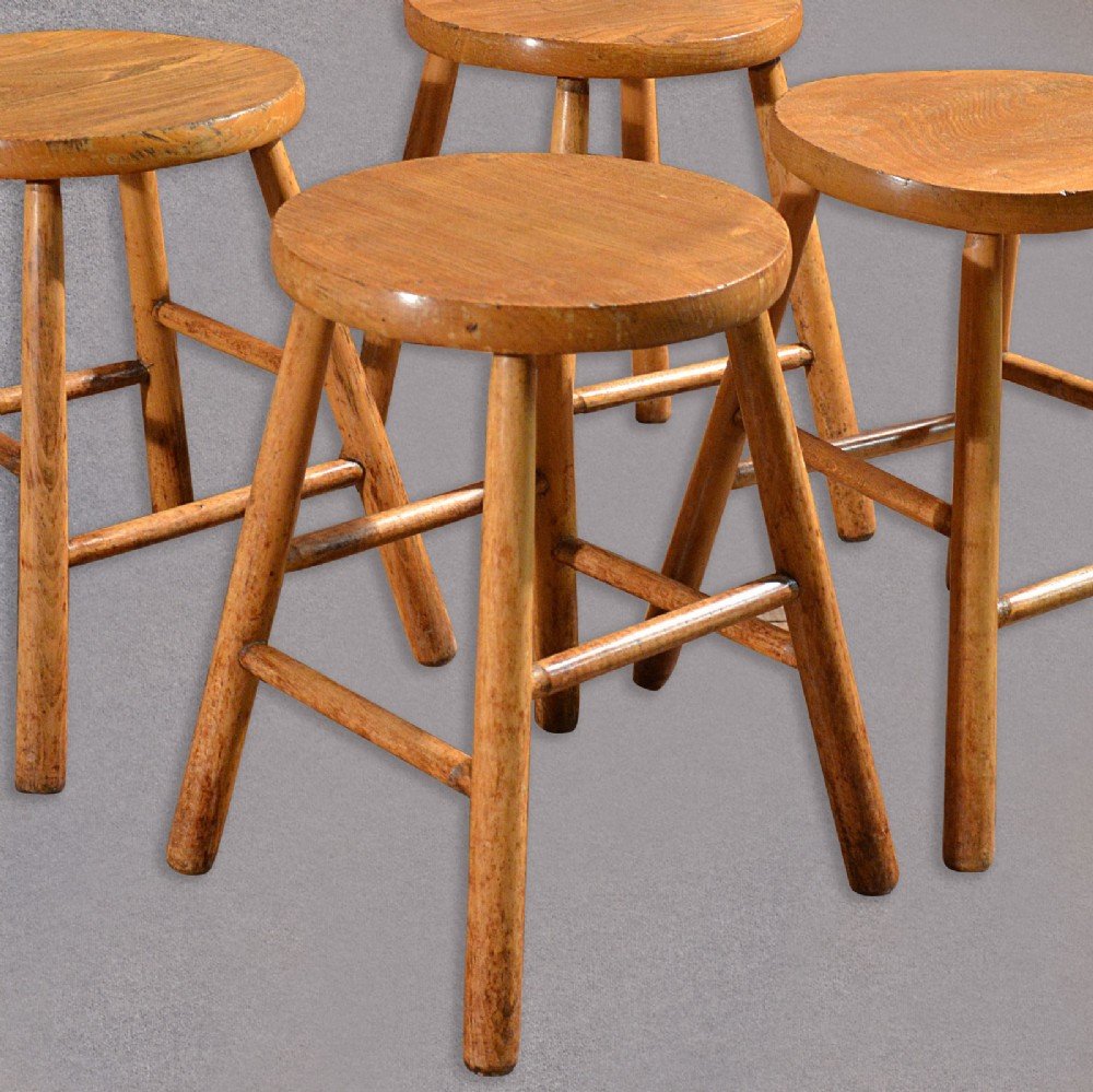 french country kitchen stools photo - 1