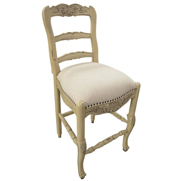 french country kitchen stools photo - 2