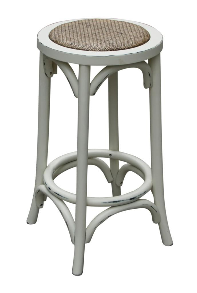 french country kitchen stools photo - 6