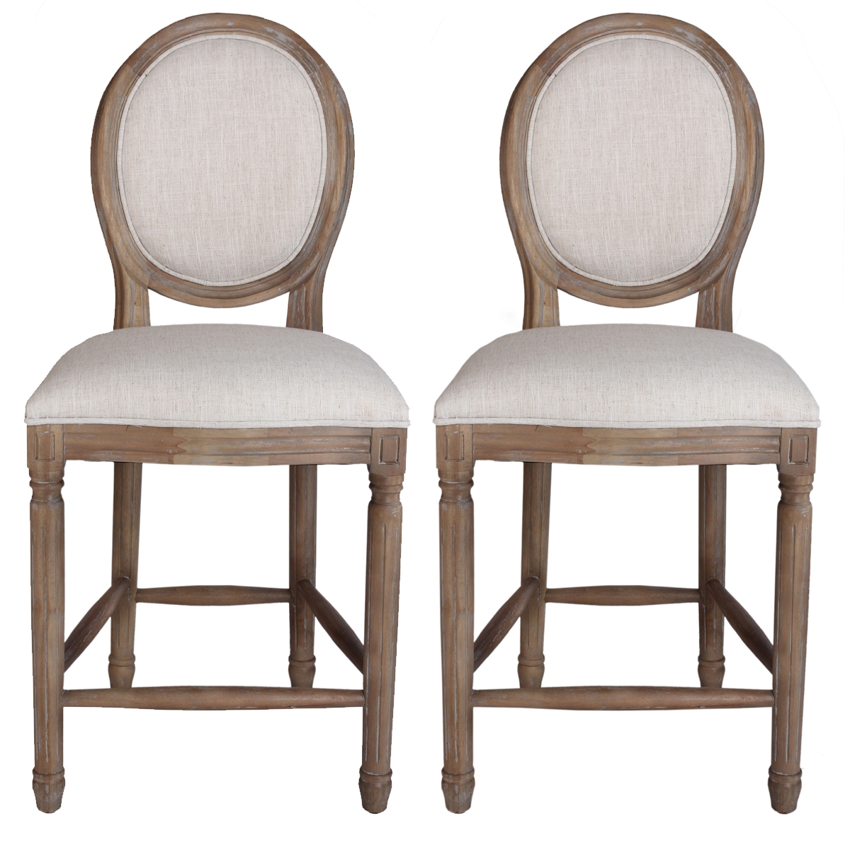 french country kitchen stools photo - 8