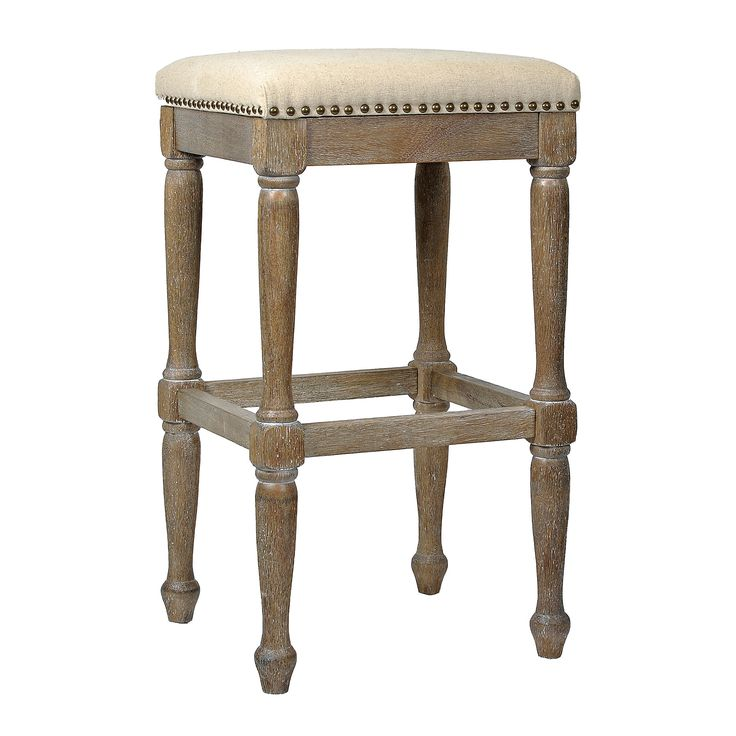 french country kitchen stools photo - 9
