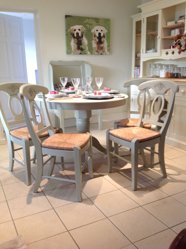 french country kitchen table photo - 9
