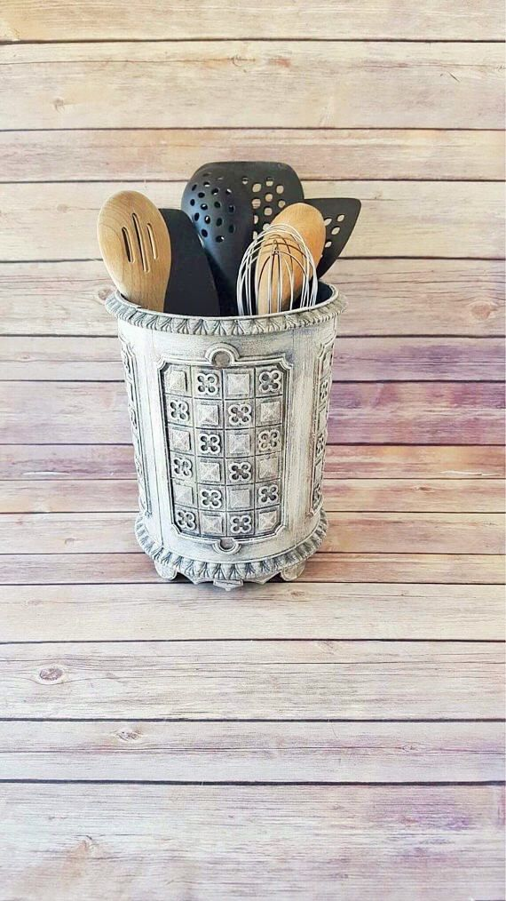 french country kitchen utensils photo - 10