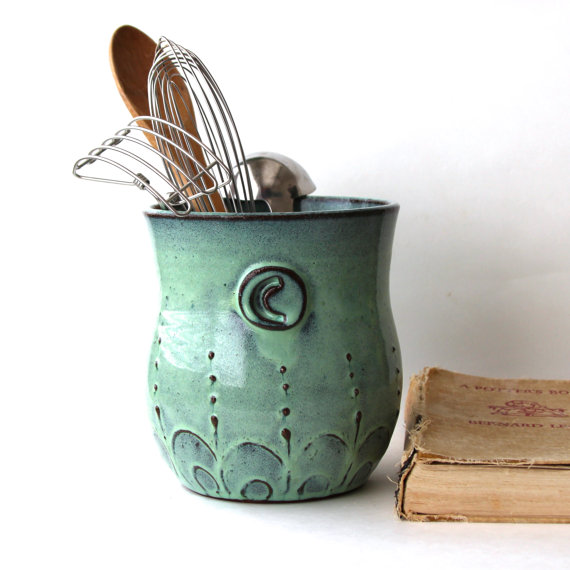 french country kitchen utensils photo - 7