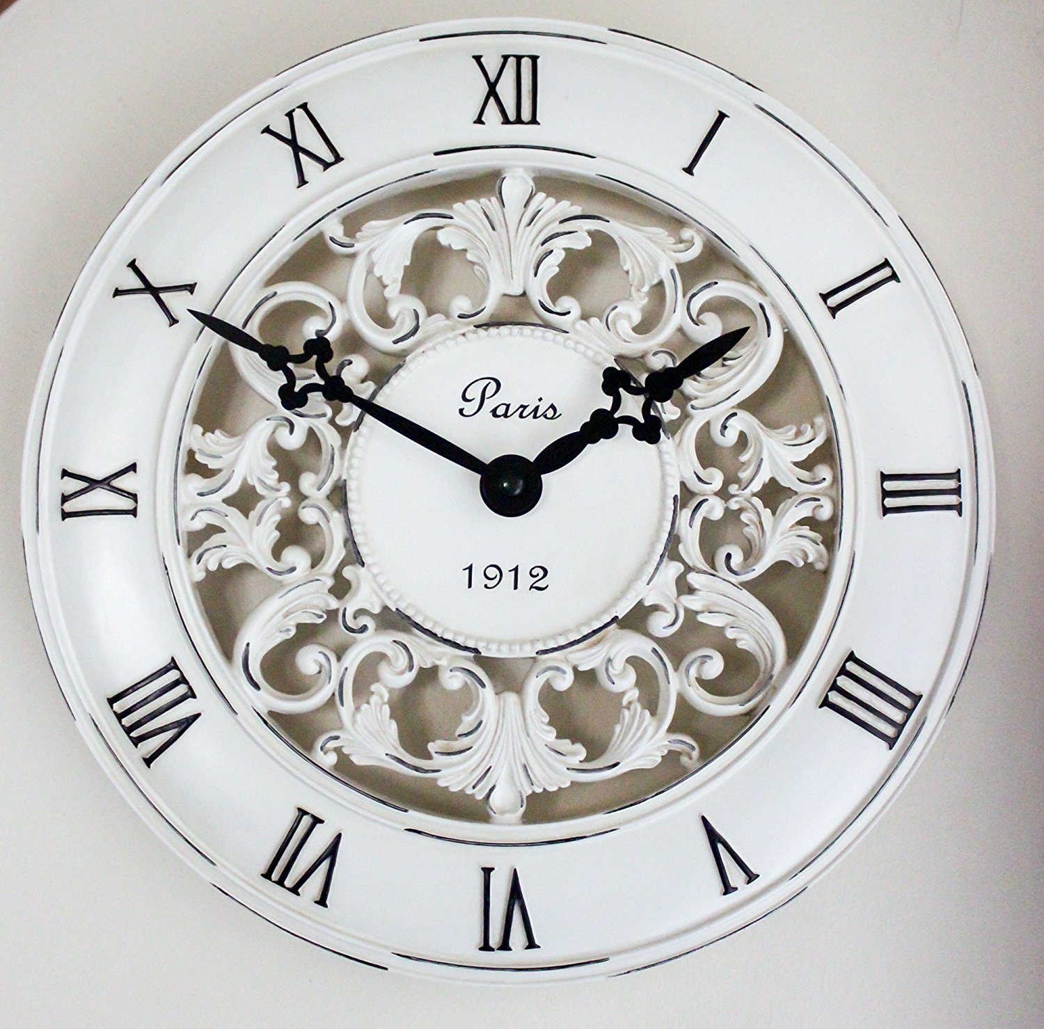 french country kitchen wall clocks photo - 2