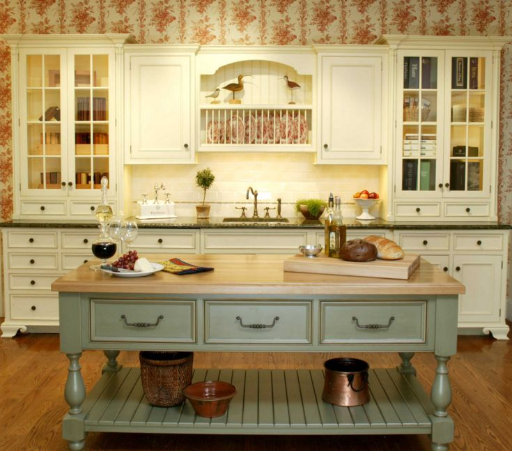 french country kitchen wallpaper hawk haven