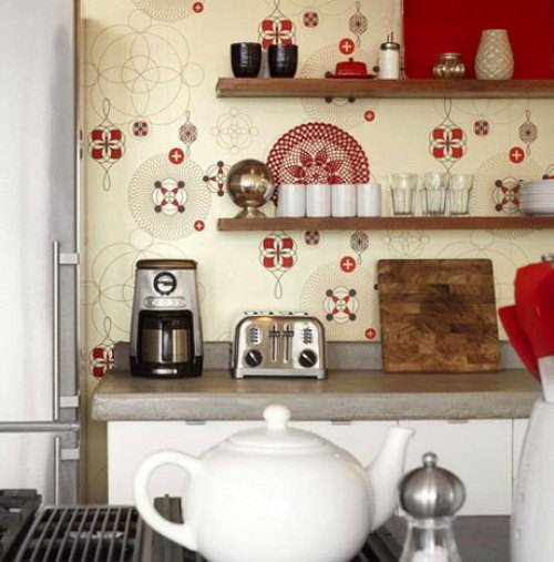 French country kitchen wallpaper borders | Hawk Haven