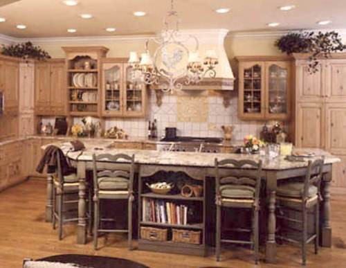 french country kitchen wallpaper borders photo - 6