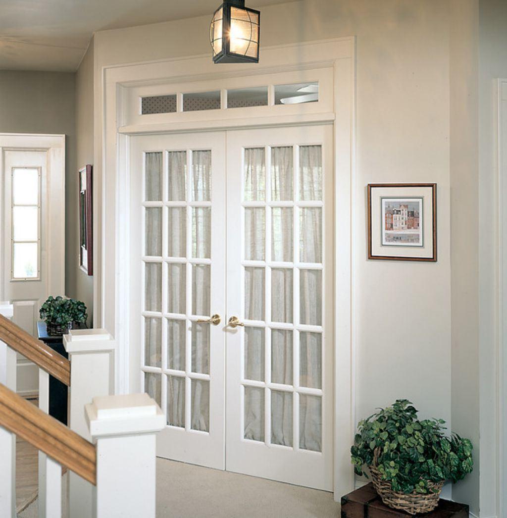 french door frames interior photo - 8