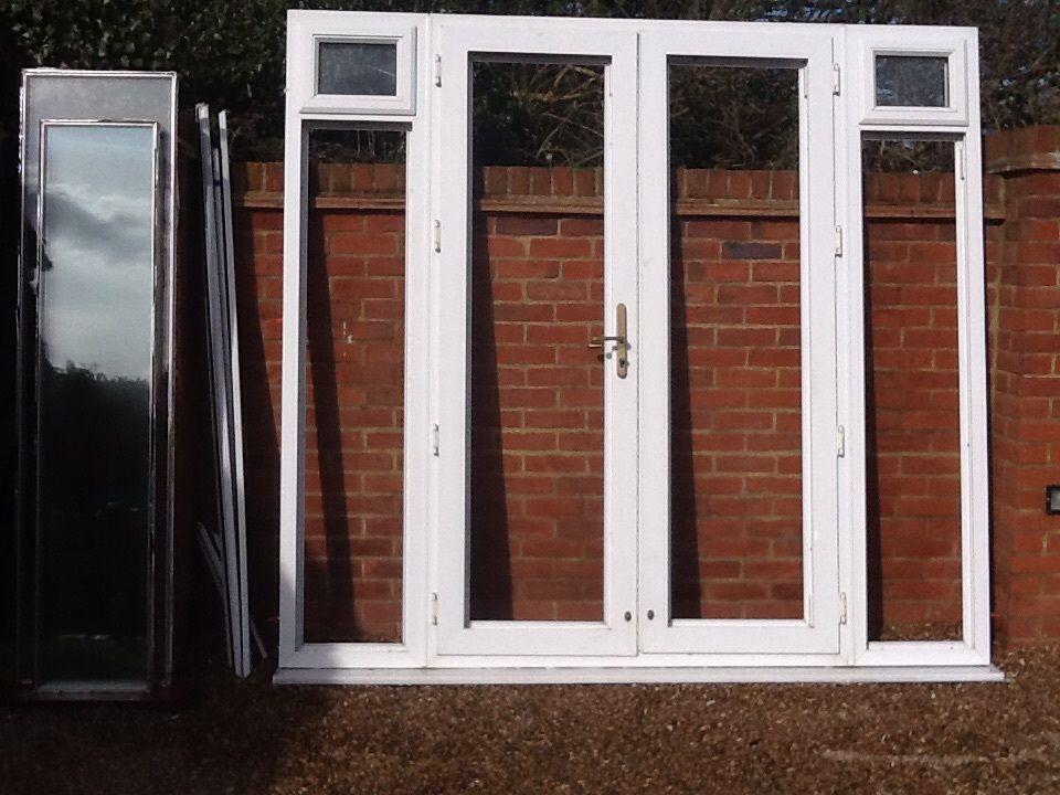 french doors double glazed exterior photo - 10
