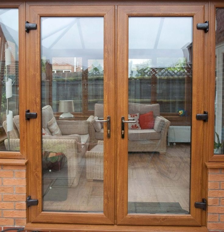 French Doors Double Glazed Exterior Hawk Haven