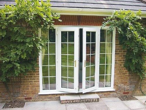 french doors double glazed exterior photo - 6