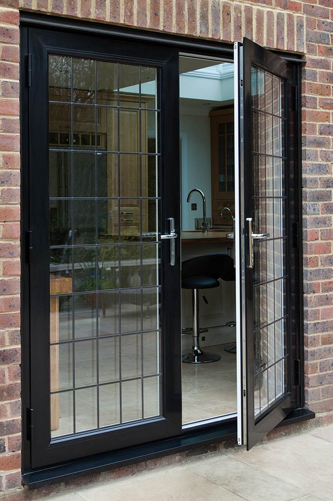 French Doors Exterior Aluminium Hawk Haven