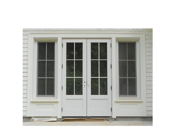 french doors exterior outswing photo - 1