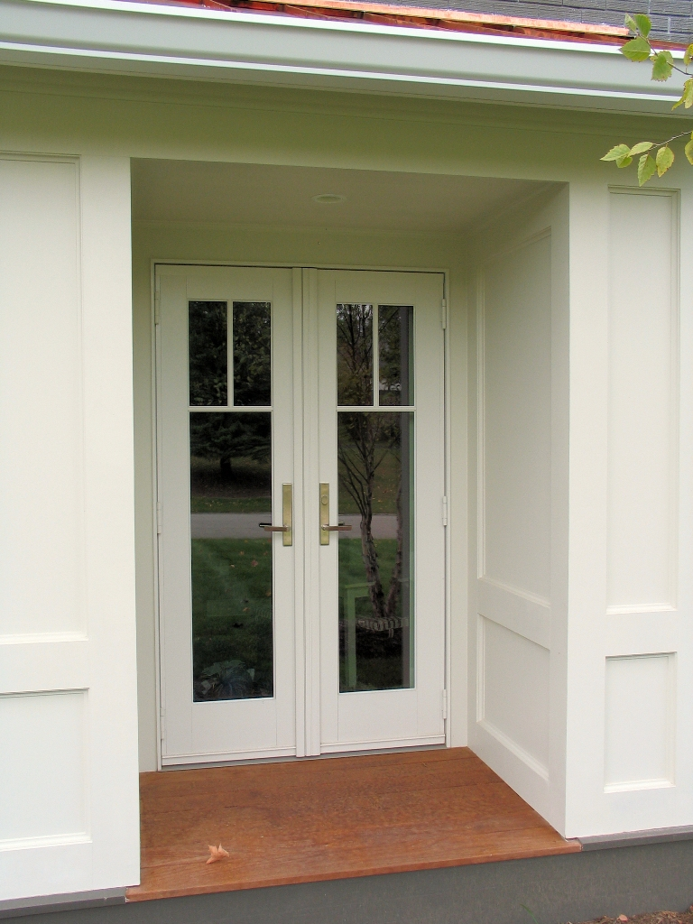 French Doors Exterior Outswing Hawk Haven
