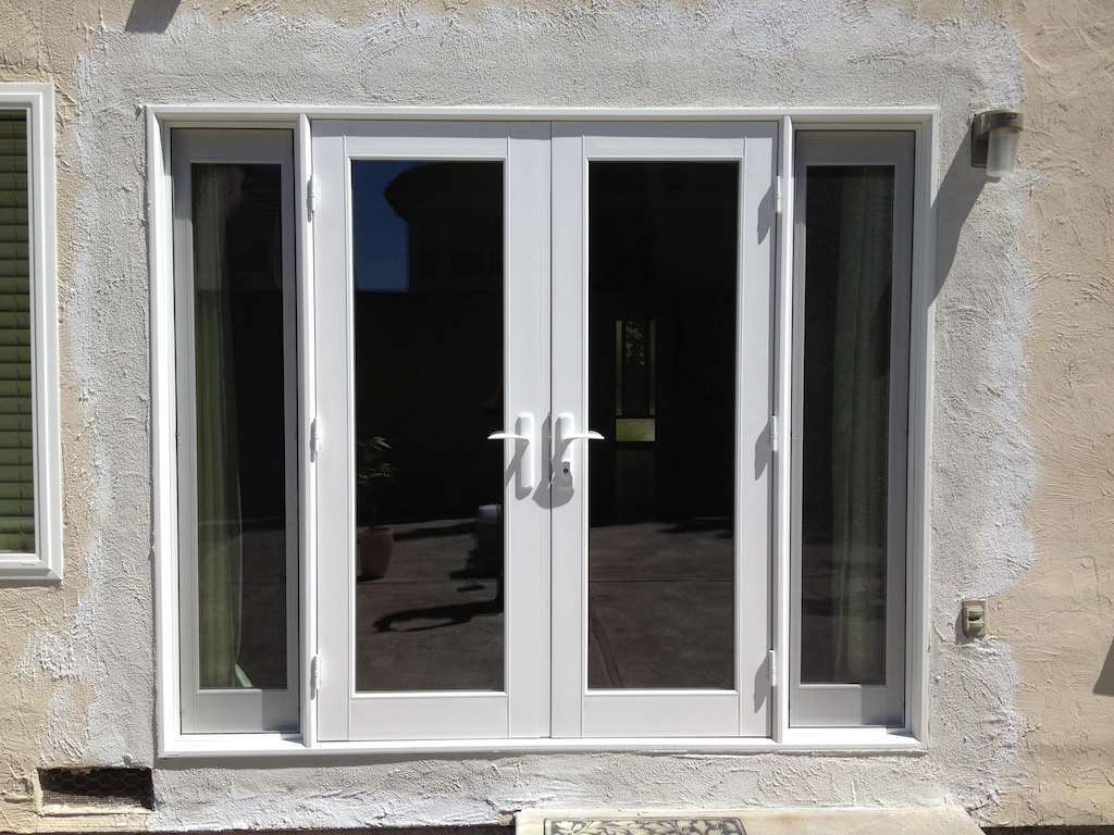 french doors exterior outswing photo - 8