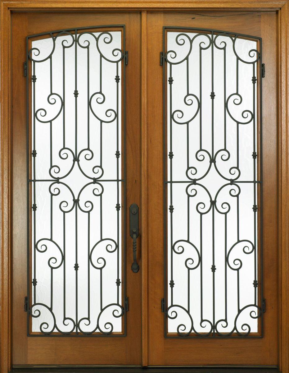 french doors exterior security doors photo - 1