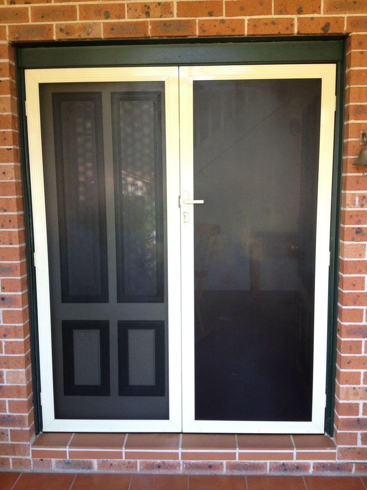 french doors exterior security doors photo - 6