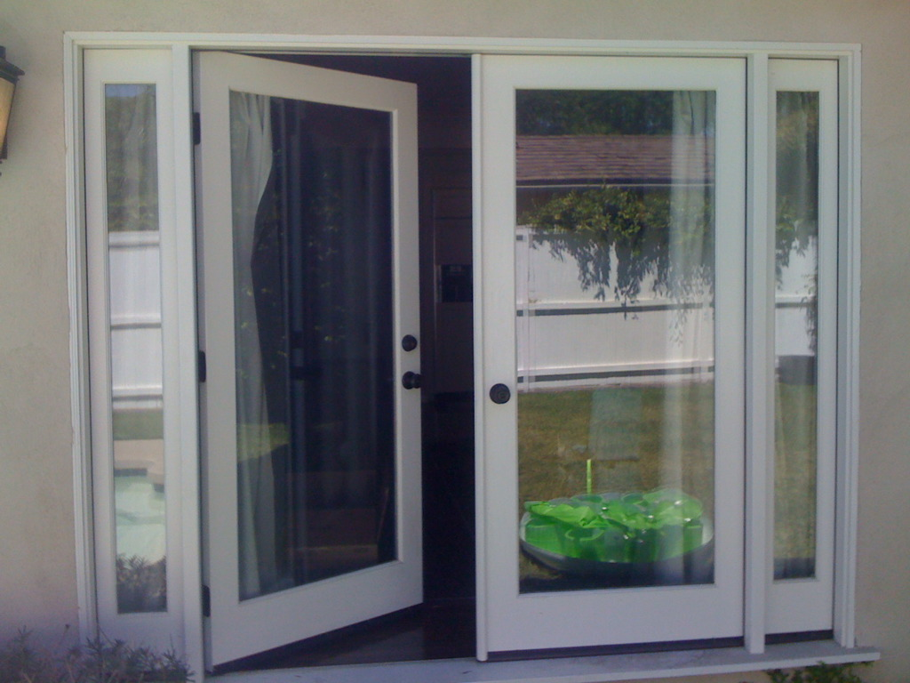 french doors exterior sliding photo - 10