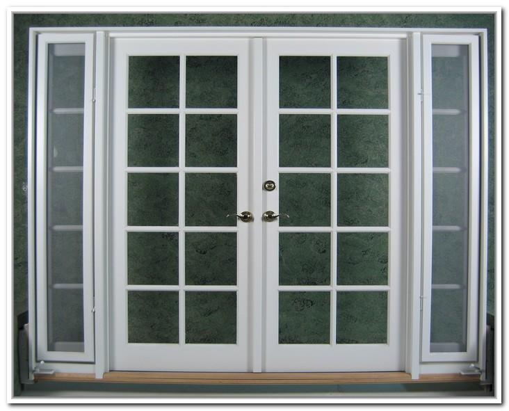french doors exterior sliding photo - 4