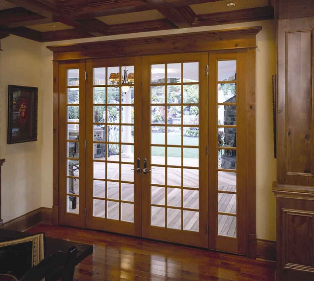 french doors exterior sliding photo - 5