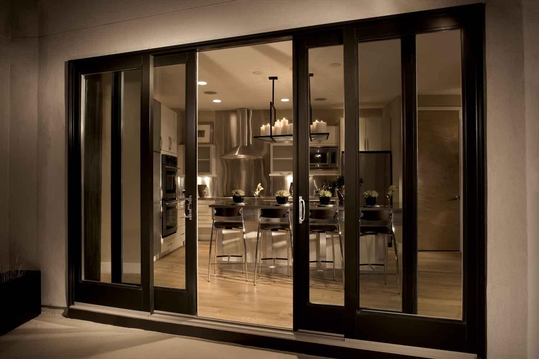 french doors exterior sliding photo - 8