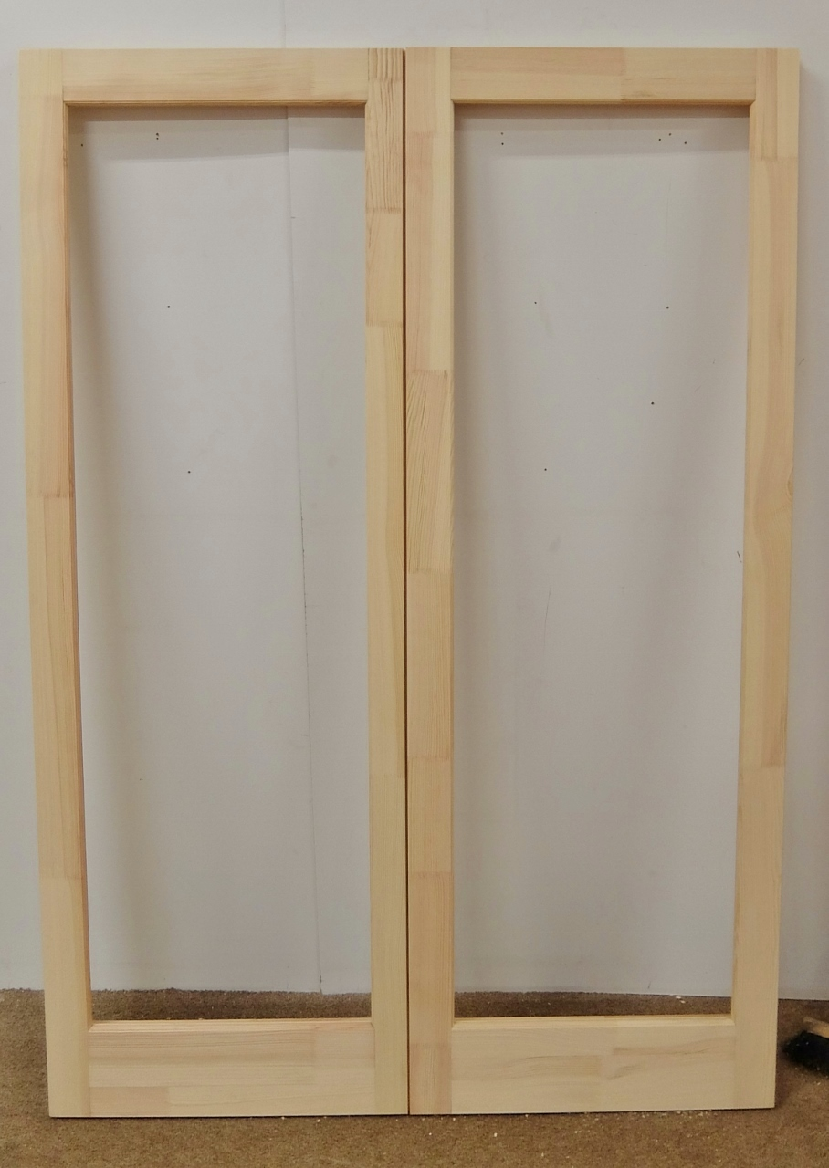 french doors exterior softwood photo - 1